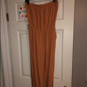 Medium size rhomper only worn once